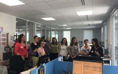 Visite privée du Dauphiné… et de sa stratégie digitale