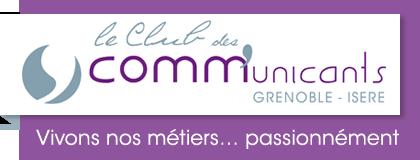 Le Club des Communicants Grenoble Isère