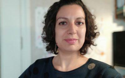 """Solange Azema : """"Mon métier : Responsable Communication d'un lieu culturel"""""""
